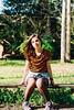 Park Portrait (elmahiko) Tags: portrait portraitsonfilm canona1 canon 50mmlens 50mm 35mmfilm park spring colors colorfilm fujic200 fujicolorc200 novisad serbia analog analogphotography analogue analogvibes analogportrait trees grass girl