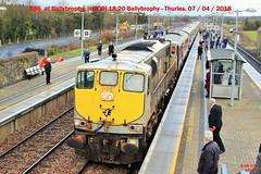 IR_04_2018_027 (HK 075) Tags: rpsi branch line wanderer railtour cie ir ie irish railways éireann iarnróid rail fanning class 071 121 141 181 201 diesel locomotive