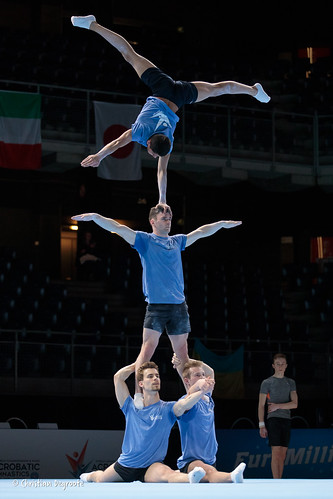 Flickr photoset: WK ACRO - Training BEL - Foto's Christian Degroote