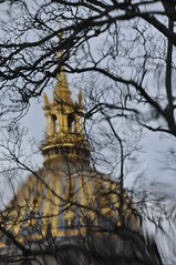 Melting cupola (jeangrgoire_marin) Tags: cupola distortion melting deformation paris illusion optic classic architecture