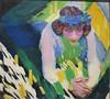 "Ruban bleu (1910), František Kupka - Exposition ""Kupka, pionnier de l'abstraction"", Grand Palais, Paris VIIIe (Yvette G.) Tags: kupka exposition grandpalais paris paris8"