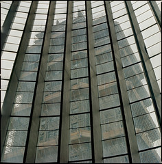 Coventry Cathedral (steve-jack) Tags: hasselblad 501cm 80mm cb lomo colour 100 film 120 6x6 tetenal c41 kit epson v500