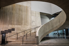 The Tate Modern (Rich Walker75) Tags: architecture london gallery tate staircase concrete modern art artwork canon eos80d eos photography