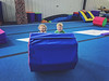365 Project - April 9 (lupe1515) Tags: 365 project tyler henry cousins gymnastics mat opengym