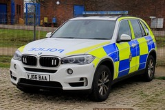 West Yorkshire Police BMW X5 Roads Policing Unit Traffic Car (PFB-999) Tags: west yorkshire police wyp bmw x5 4x4 roads policing unit rpu traffic car vehicle lightbar grilles fendoffs leds yj66baa