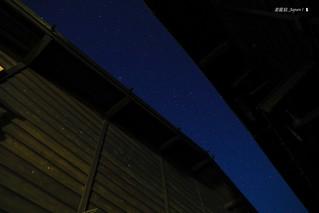 2F4A5089-妻籠宿的繁星夜空