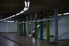 Station Messe-Ost/Gruga (Klaus Fritsche) Tags: essen gruga