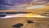 Victoria Beach Sunset in Laguna, CA (EugeneClassyAlbum) Tags: lagunabeach california californiabeach coast ocean landscape sony sonya7 sonyphotography southerncalifornia southercaliforniabeach sunset sea rock sun twilight orangecounty outdoor