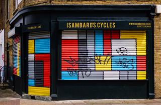 Isambard's Cycles
