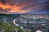 Jorquera Sunset (hapulcu) Tags: albacete castilla espagne espanha españa ispanya jorquera mancha spagna spain winter
