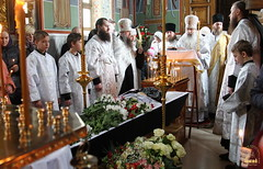 25. Похороны схимон. Любови в Богородичном