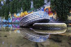 tires (eb78) Tags: ca california eastbay ur urbex urbanexploration abandoned explore