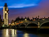 Big Ben at Night (TommoSnaps) Tags: big ben london exposure westminster uk england olympus omd