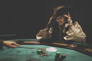 Jack Sparrow - Casino de Montreal
