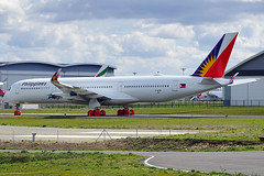 Philippine Airlines' first Airbus A350-900 XWB (David B. - just passed the 5 million views. Thanks) Tags: rpc3501 fwzna airbus a350 a350900 philippines toulouse blagnac grass sky airplane aircraft hautegaronne midipyrénées france occitanie sony 70200 70200g sonyfe70200g sonyfe70200mmf4goss a6000 ilce6000 sonya6000 sonyilce6000 philippine philippineairlines airport air airbusa350xwb airbusa350 airbusa350900xwb a350xwb plane avion aviation airlines a350941 aeroport flight test spotting tls lfbo aeropuerto airways aeroplane engine ground take off landing jet road msn221 221 cn221