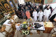 27. Похороны схимон. Любови в Богородичном