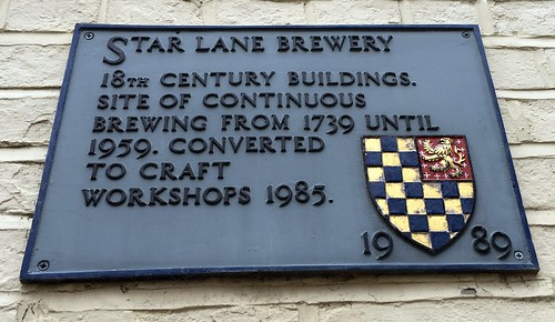 Star Lane Brewery