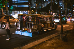 Transportation (3rd-Rate Photography) Tags: jeepney jeep vehicle philippines manila street canon 50mm 5dmarkiii travel 3rdratephotography earlware 365