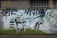 stencil, Bristol