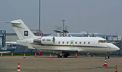 Bombardier  Challenger ~ AP-GAK (Aero.passion DBC-1) Tags: spotting lbg 2010 aeropassion avion aircraft aviation plane dbc1 david biscove bourget airport bombardier challenger ~ apgak