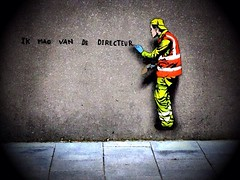 Jaune @ the Crystal Ship street art festival in Ostend - Belgium #streetart #thcrstlshp #oostende #ostend #ostende #festival #jaune_art #pochoir #stencil (_Kriebel_) Tags: instagramapp square squareformat iphoneography uploaded:by=instagram crstlshp crystal ship ostend oostende ostende streetart urban urbain graffiti