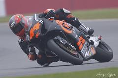 Gino Rea #44 (FocusedWright) Tags: wsbk worldsuperbike bike bikes motorbike motorcycle race racing track tracks uk england donington doningtonpark wet rain fog cold ginorea 44 2018