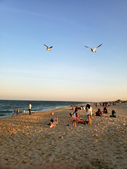 Memorial Day Weekend (SurFeRGiRL30) Tags: nofilter seasideparknj beach people nj newjersey shore ocean memorialdayweekend sunset sand beachchairs summerof2018 summer sun sunny sunshine sunlight