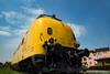 D220 045 GEFER - NOVI LIGURE (Giovanni Grasso 71) Tags: d220 045 gefer novi ligure nikon d610 giovanni grasso locomotiva diesel idraulica ex fer db dr