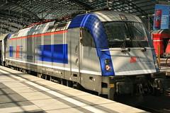 EC PKP to Warsaw at Berlin Hauptbahnof (Lonfunguy) Tags: berlinhbf berlin hbf db train germany railway germanrailway deutschebahn