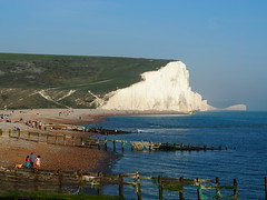 Seven Sisters, Sussex (Brownie Bear) Tags: ssx sussex england great britain united kingdom gb uk seven sisters east e english channel