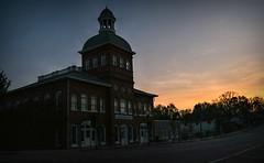 This shot (builder24car) Tags: sunrise firstlight goldenhour cityhall sanfordnorthcarolina
