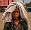 Lalibela boy (Rod Waddington) Tags: africa african afrique afrika äthiopien ethiopia ethiopian ethnic etiopia ethnicity ethiopie etiopian lalibela tigray outdoor boy culture cultural child streetphotography street truck portrait people