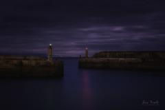 Turno de noche (Luis R.C.) Tags: nocturnas paisajes tapia asturias marinas cielos nikon d610