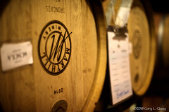 Stored Upside Down, Maryhill Winery (Gary L. Quay) Tags: maryhill winery washington wine grapes barrell cask northwest wood gary quay nikon vintage nikkor d810