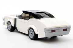 1968 Oldsmobile 442 (HotDogSandwiches) Tags: lego moc cars speed champions