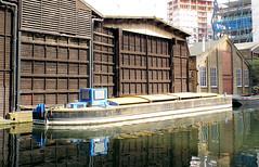 C&RT Barge (R~P~M) Tags: canal waterway paddington grandunion vessel london england uk unitedkingdom greatbritain boat barge canalrivertrust
