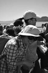 Laughing (mgschiavon) Tags: sanfranciscobay california portrait blackandwhite bw people blackwhite