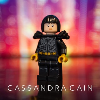 Ultimate Cassandra Cain