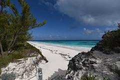 Heading down to the water (vbvacruiser) Tags: cruise caribbean vacation royalprincess princesscruises bahamas eleuthera lighthousebeach beach nikon nikond750