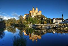 Melk Abbey (hapulcu) Tags: austria austrija autriche herbst melk niederösterreich oostenrijk automne autumn autunno høst toamna österreich