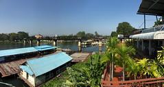 I_B_IMG_2480 (florian_grupp) Tags: southeast asia thailand siam thai train railway railroad srt staterailwayofthailand metregauge metergauge kanchanaburi deathrailway riverkwai japan ww2 bridge riverkwaibridge famous