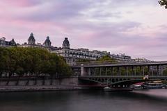 Bir-Hakeim (pourkoiaps) Tags: paris france nikon fx métro light sky ciel pont