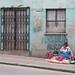 Street Cholita Photography