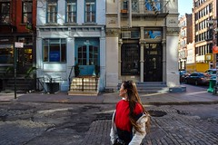 SOHO NYC (KristenRiello) Tags: kristenriello soho nyc new york manhattan photography colors vibrant city model