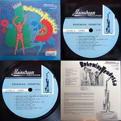 Bohemian Vendetta (Wil Hata) Tags: bohemianvendetta record vinyl album