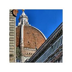 The Cattedrale di Santa Maria del Fiore (CJS*64) Tags: florence italy cjs64 craigsunter travel traveling citybreak city tuscany colour panasonic lx100 panasoniclx100