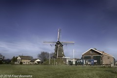 """""""De Lindesche Molen"""", te Vorden (Fred / Canon 70D) Tags: sigma18300mmf3563dcmacrooshsmc sigma hdrefexpro2 canon70d canoneos canon delindeschemolen vorden gelderland achterhoek mill windmill historicarchitecture monument thenetherlands"""