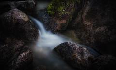 Small Waterfall (B.ochando) Tags: waterfall longexposure pyrenees nature photograph d810