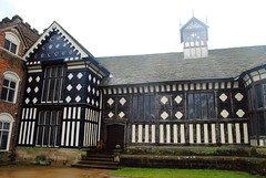 Rufford Old Hall's Great Hall (zawtowers) Tags: ruffordoldhall rufford lancashire national trust property hesketh family residence gradei listed building built 1530 historic house great hall outside tudor architecture