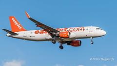 G-EZOF   Airbus A320-200 - easyJet (Peter Beljaards) Tags: